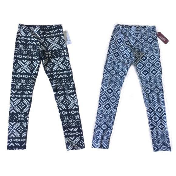 62ca7cd948fba Arizona Jean Company Bottoms   Arizona Jeans Girls Tribal Print ...